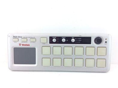 controlador vestax pad-one