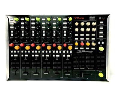 controlador vestax vcm-600