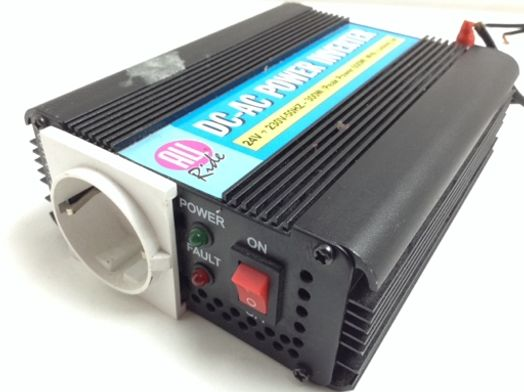 convertidor all ride dc-ac power inverter 600w