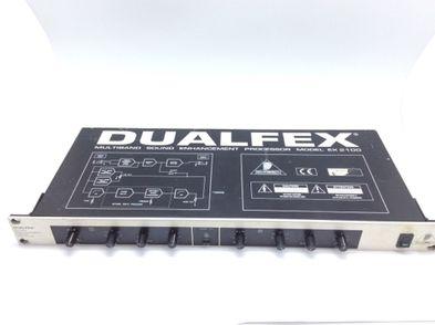 crossover behringer ex2100 dualfex