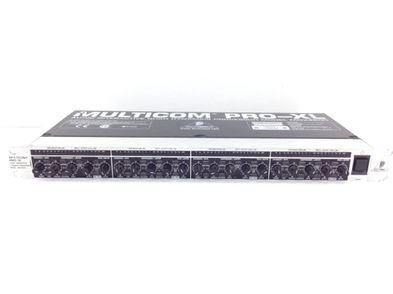 crossover behringer mdx4600
