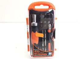 destornillador carraca otros 6323814 kit cacciavite 24 piezas
