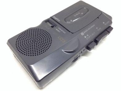 dictafono sanyo trc-570m