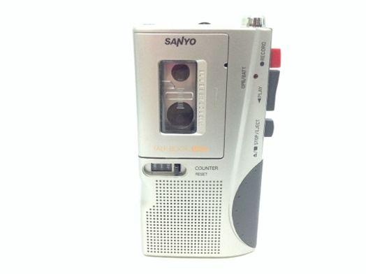 dictafono sanyo trc-580m