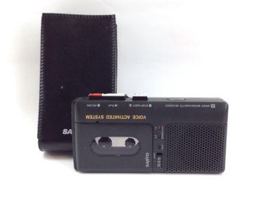 dictafono sanyo trc550m