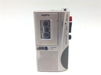 dictafono sanyo trc580m