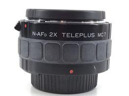 duplicador kenko n-afd 2x teleplus mx7