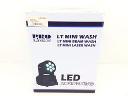 efecto led proligth lt mini wash