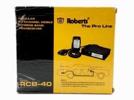 emisora roberts rcb-40