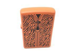 encendedor zippo naranja