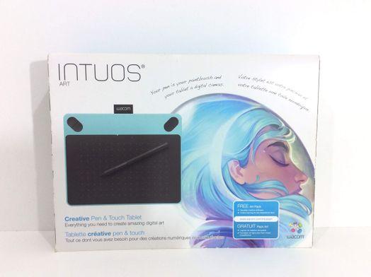 equipamiento diseño grafico wacom intuos art