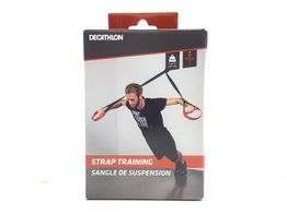 equipamiento gimnasio decathlon sangle de suspension