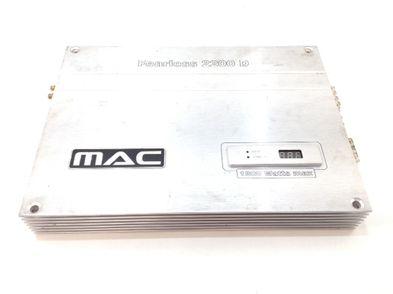 etapa potencia otros mac fearless 2200 d