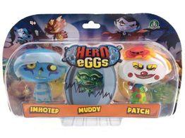 figura accion otros hero eggs