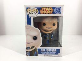 figura accion funko bib fortuna nº 53 star wars