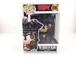 figura accion funko the queen of blood nº 06 hellboy