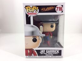 figura accion funko jay garrick nº 716 flash