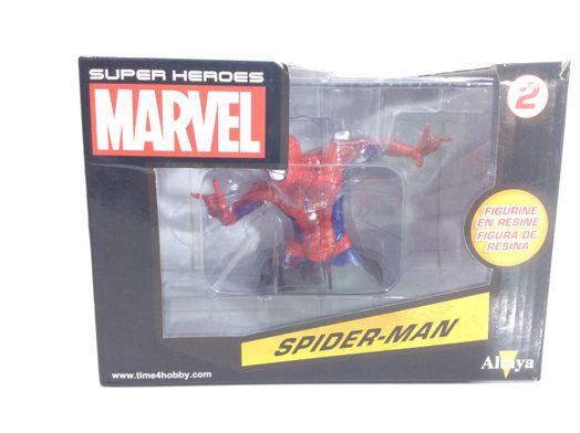 figura accion marvel spiderman