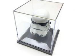figura accion sin marca mini casco stormtrooper