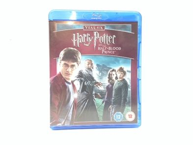 harry potter and the half-blood prince- bluray dvd
