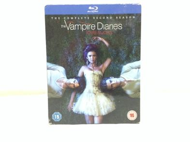 the vampire diaries the complet second season