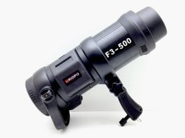flash estudio triopo f3-500