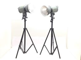 flash estúdio visico vc 1000q