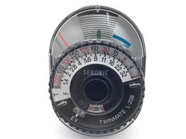 fotometro sekonic twinmate l-208