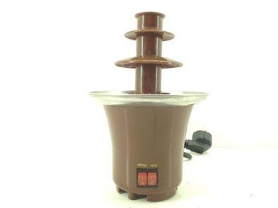 fuente chocolate otros marron