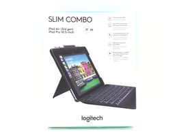 funda tablet logitech slimcombo ipad air