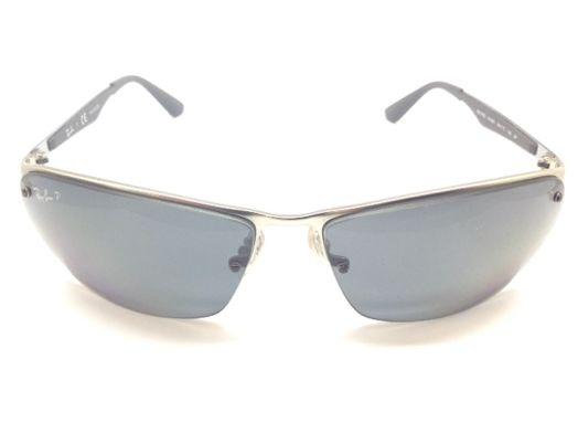 gafa de sol caballero rayban rb3550 019/816415 130 3p polarized