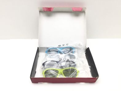 gafas 3d lg party pack