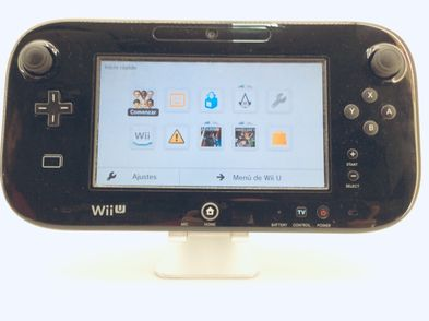 game pad wii u nintendo wup-010