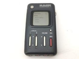 grabador digital m-audio microtrack ii