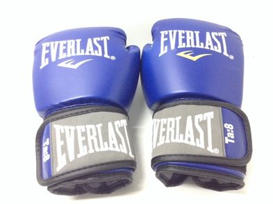 guantes  evearlast thai boxing glove