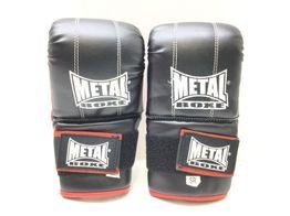 guantes metal boxe sin modelo