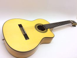 guitarra acustica alhambra fc7 cw