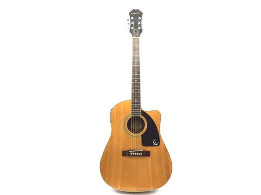 guitarra acustica epiphone as 200sce