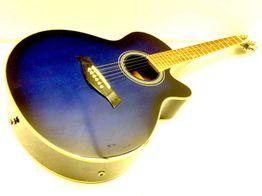 guitarra acustica rochester cfg-3 bls