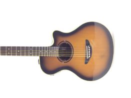 guitarra acustica yamaha apx 5a