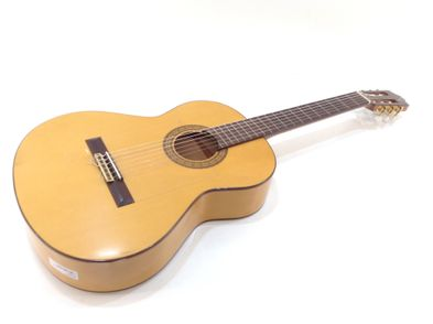 guitarra clasica alhambra f-serie oro