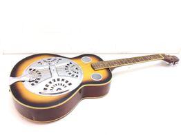 guitarra clássica guvnor resonator