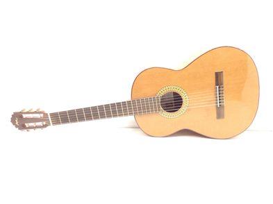 guitarra clássica manuel rodriguez caballero 11 bubinga