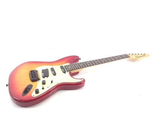 guitarra electrica charvel st custom