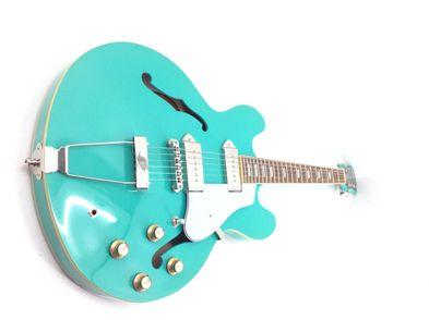 guitarra electrica epiphone casino tq