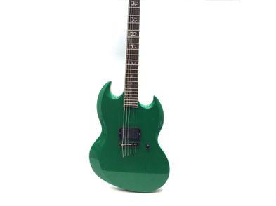 guitarra electrica ltd esp viper mc200