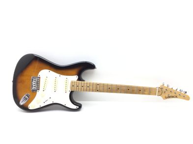 guitarra electrica samick tipo estratocaster