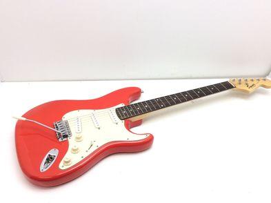 guitarra elétrica fender squier strat