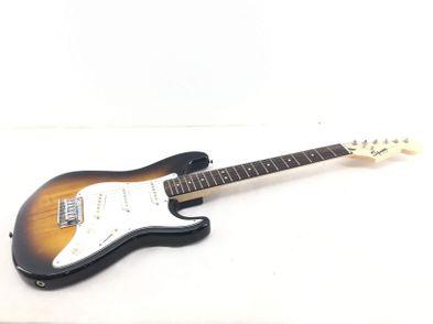 guitarra elétrica fender squier stratocaster