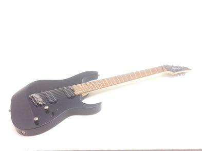 guitarra elétrica ibanez rgms7-bk